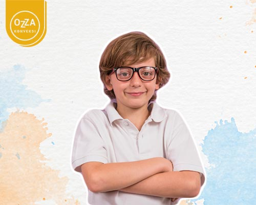 Polo Shirt Polos Warna Putih Untuk Anak