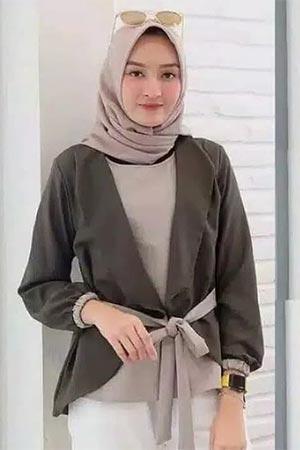 Baju Kerja Wanita Muslimah