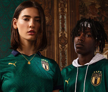 Kaos Bola Puma Tim Italia - Hypebeast.com