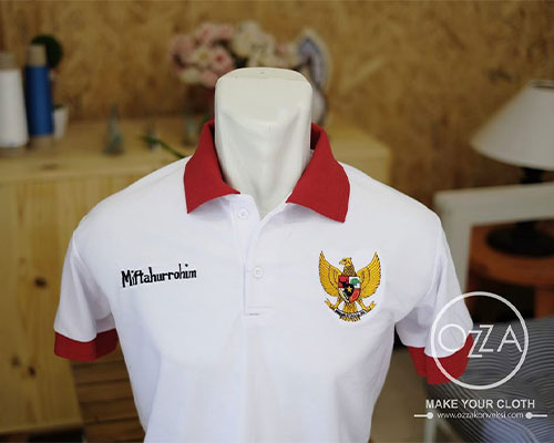 vendor kaos polo di jogja