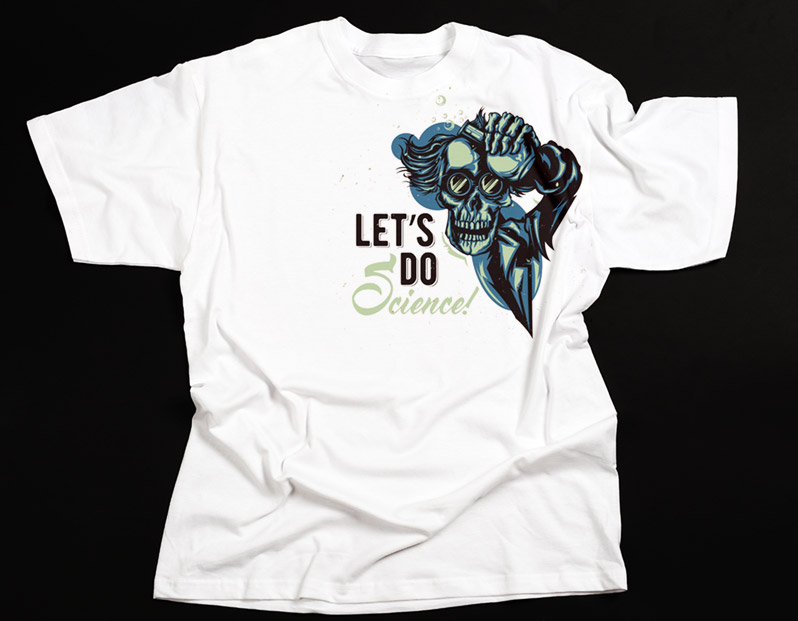 Kaos-Distro-lets-do-science