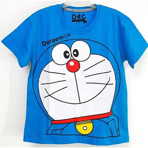 Kaos Doraemon Anak-Anak