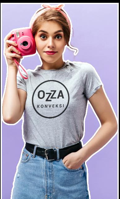 Produk Kaos Kami - Ozza Konveksi