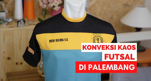 Konveksi Kaos Futsal Palembang